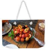Rainier Cherries - Yummy Weekender Tote Bag