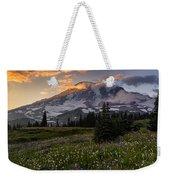 Rainier Meadows Splendor Weekender Tote Bag