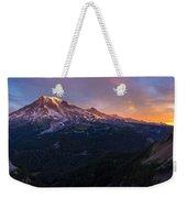 Rainier Soaring Skies Weekender Tote Bag