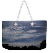 Rainless Rainbow Weekender Tote Bag