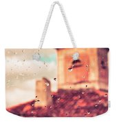 Rainy Day In Italy Weekender Tote Bag