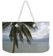 Rainy Day In Paradise Weekender Tote Bag