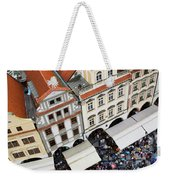 Rainy Day In Prague-2 Weekender Tote Bag