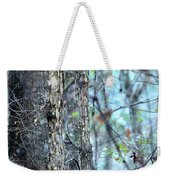 Rainy Day In The Forest Weekender Tote Bag