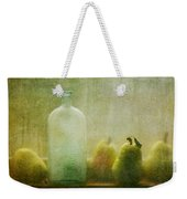 Rainy Days Weekender Tote Bag by Amy Weiss