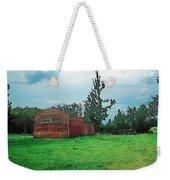 Rainy Pasture Weekender Tote Bag