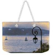 Rainy Sail Weekender Tote Bag