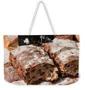 Raisin Bread Weekender Tote Bag