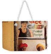 Life Of Rajasthan Weekender Tote Bag