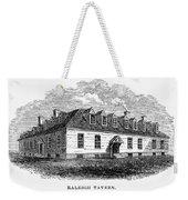Raleigh Tavern, 1770s Weekender Tote Bag