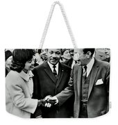 Rallying Support Weekender Tote Bag