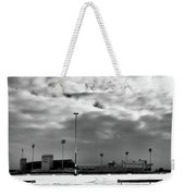 Ralph Wilson Stadium - Off Season Weekender Tote Bag