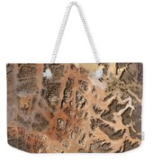 Ram Desert Transjordanian Plateau Jordan Weekender Tote Bag