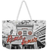 Rama Jama's Weekender Tote Bag