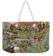 Rambles Through America Weekender Tote Bag