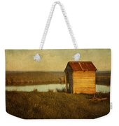Ramshackle Weekender Tote Bag by Amy Weiss