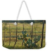Ranch Cactus Weekender Tote Bag