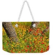 Ranch Wildflowers And Trees 2am-110522 Weekender Tote Bag