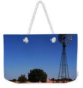 Ranch Windmill Weekender Tote Bag