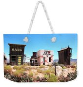 Random View In Utah Weekender Tote Bag