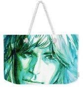 Randy Rhoads Portrait Weekender Tote Bag