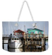 Randys Whale Watching And Fishing Trips Weekender Tote Bag