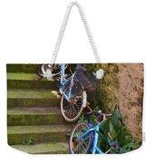 Range Of Bikes Weekender Tote Bag
