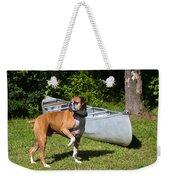 Ranger The Boxer Weekender Tote Bag