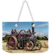 Ransomes Steam Engine Weekender Tote Bag