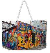 Rant Alley Weekender Tote Bag