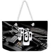 Rap Weekender Tote Bag