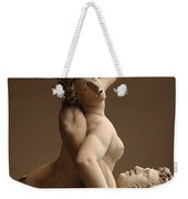 Rape Of Sabine Women Weekender Tote Bag