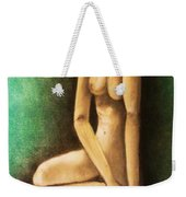 Raped And Torn Weekender Tote Bag