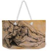 Raphael's Drawing Weekender Tote Bag