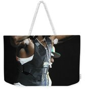 Rapper Fifty Cent Weekender Tote Bag