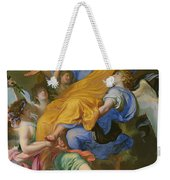 Rapture Of Saint Joseph Weekender Tote Bag