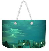 Rare Clouds Over Vegas Weekender Tote Bag
