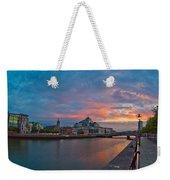 Rare Irish Sunset Weekender Tote Bag