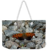 Rarely-sighted Butterfly Species Weekender Tote Bag