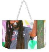 Rasta Man Weekender Tote Bag