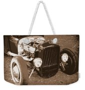 Rat Rod Weekender Tote Bag