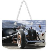 Rat Rod On Route 66 2 Panoramic Weekender Tote Bag