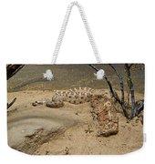 Rattlesnake Arizona Desert Weekender Tote Bag