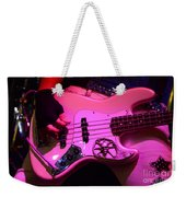 Raunchy Guitar Weekender Tote Bag by Bob Christopher