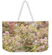 Raundscliffe - Everywhere Are Roses Weekender Tote Bag