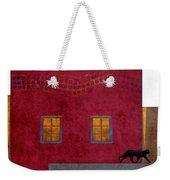 Raven And Cat Weekender Tote Bag