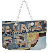 Raven And Palace Weekender Tote Bag