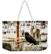 Raven Ucluelet  Weekender Tote Bag