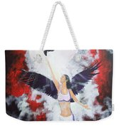Raven Freed Weekender Tote Bag
