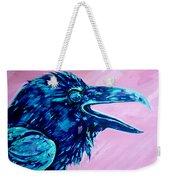 Raven Song Weekender Tote Bag